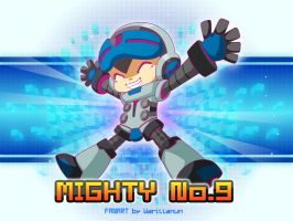 Mighty No. 9 Beck by warittanun