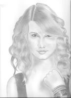 Taylor Swift by Fawania