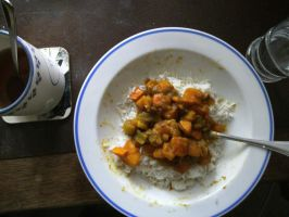 Kuerbis Curry by Dominik19