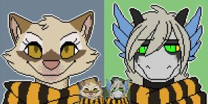 Falloween Icons by HeavenlyCondemned