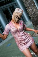 WonderCon 2013 - Silent Hill Nurse by BrianFloresPhoto