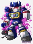 SD Soundwave by ninjatron