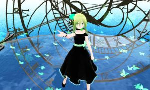 [MMD] Six Trillion Years and Overnight Story +Vid by SapphireRose-chan