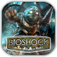 Bioshock Game Icon by Wolfangraul