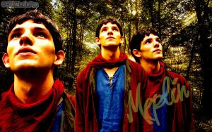 Merlin.... by MagicalPictureMaker