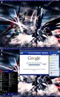 gundam desktop by link-omthsed