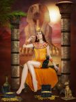 Egyptian Queen by TL-Designz