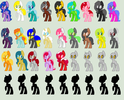 Mystery adopt 5 .:Half Updated:. by Lightningwing1234