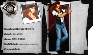 Bruno Benson by Dai-Elric