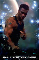 jean claude van damme design by mariocent