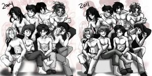 Then and Now Meme by jameson9101322