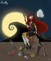 Twisted Princess: Sally by drockNation