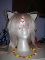 Ammy Wig, Ears and Jewelry 1 by AnalexBeetleBum