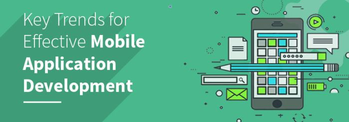 Key Trends for Success in Mobile App Development by envisionmobileapps