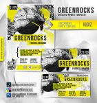 Greenrocks theme by iQdiz