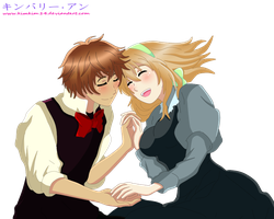 SpaBel Week Day 4: Passionate~*Warm Embrace* by KIMKIM14