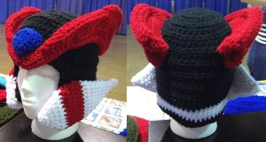 another MM Zero hat by BunnieBard