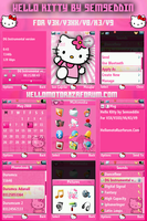 Hello Kitty by Semseddin