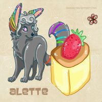 Little Alette by Gaaaib