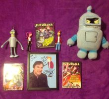 Futurama merchandise by DreamSkittles3000