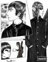 Oasis Making of Go Let it Out by Keep-the-Dream-alive