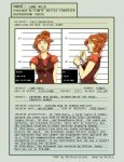 Lane's BACKGROUND CHECK by nillia