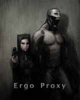 Ergo Proxy by liuyangart