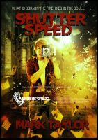 Shutter Speed Novel Cover by Sabercore23 by sabercore23ArtStudio
