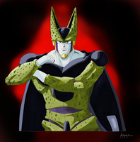 Perfect Cell by ImJohnny