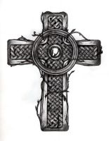 Celtic Cross by opticfood