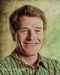 Malcolm in the Middle: Hal: Crayon Edit by nerdboy69