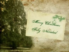 Christmas Wallpaper normal by whiteroselady