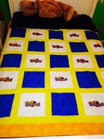 Vipers Quilt by quiltoni