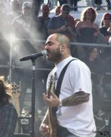 Aaron Lewis of Staind by ashbreanna318