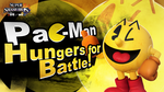 Pac-Man Hungers for Battle in Smash Bros.! by MaxiGamer