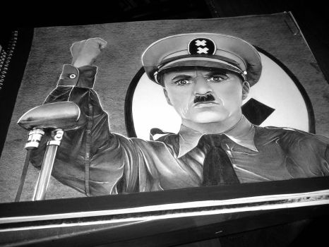 The Great Dictator by karla-272