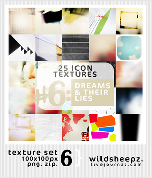 Icon Textures Set 6 by topassilem
