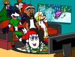 Christmas Special by LuxiotheEchidna