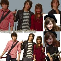 Camp Rock Action by OhMyCrazyLove