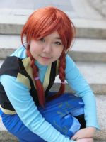 Anna - For the First Time in Forever by writingpikachu