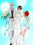 VK: Wedding by LycorisLover
