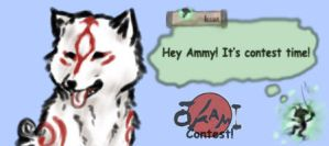 Okami Art Contest yay by kalicothekat