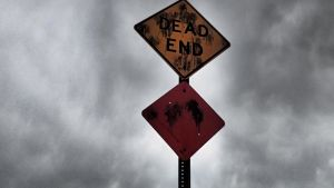 Begining of the Dead End by SumYungGa1