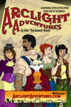 Arclight Adventures Launch Postcard by the-gneech