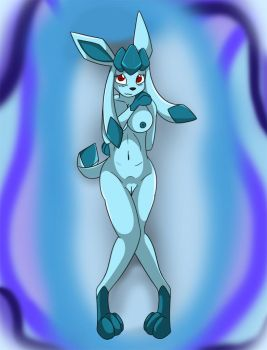 Glaceon Ice Goo TG TF 5 by Fox0808