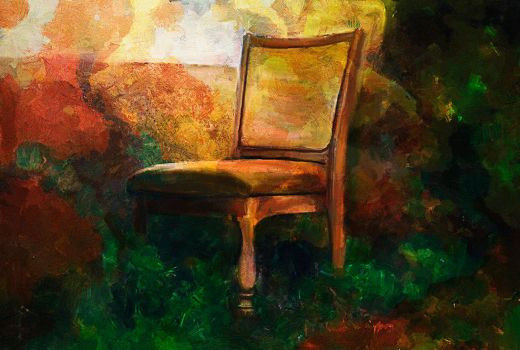 The Chair by raheel963