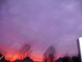 PURPLE SKY 3 STOCK by Forbidden-Stock