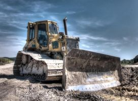 Caterpillar HDR by gogo100878
