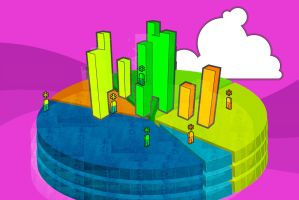 A Statistic Town by troped