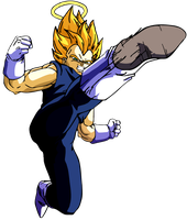 Vectorscan 035 - Vegeta 012 by VICDBZ